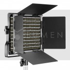 Panel Luz 660 LED Bi-Color Continua Metálico para Estudio