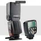 Kit Flash 560Iv + Disparador 560tx ii Yongnuo