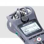 Grabadora Zoom H1n X/Y Profesional