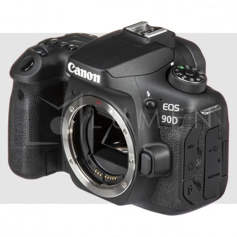 Canon EOS 90D DSLR (Solo cuerpo)