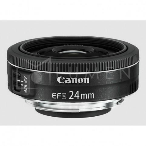 Lente Canon EF-S 24mm f/2.8 STM AF