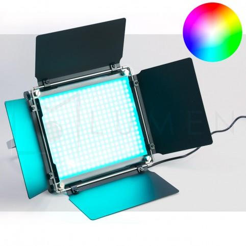 LED Neewer 660 RGB Multicolor con Tripode