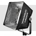 Yongnuo YN6000 Luz Led Bi-Color con Conector A/C para Fotografía Video