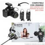 Boya BY-WM4 PRO K2 Microfonos Inalambricos