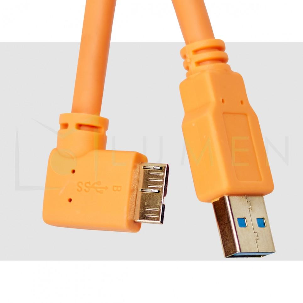 Cable USB 3.0 a Micro-B para Tethering