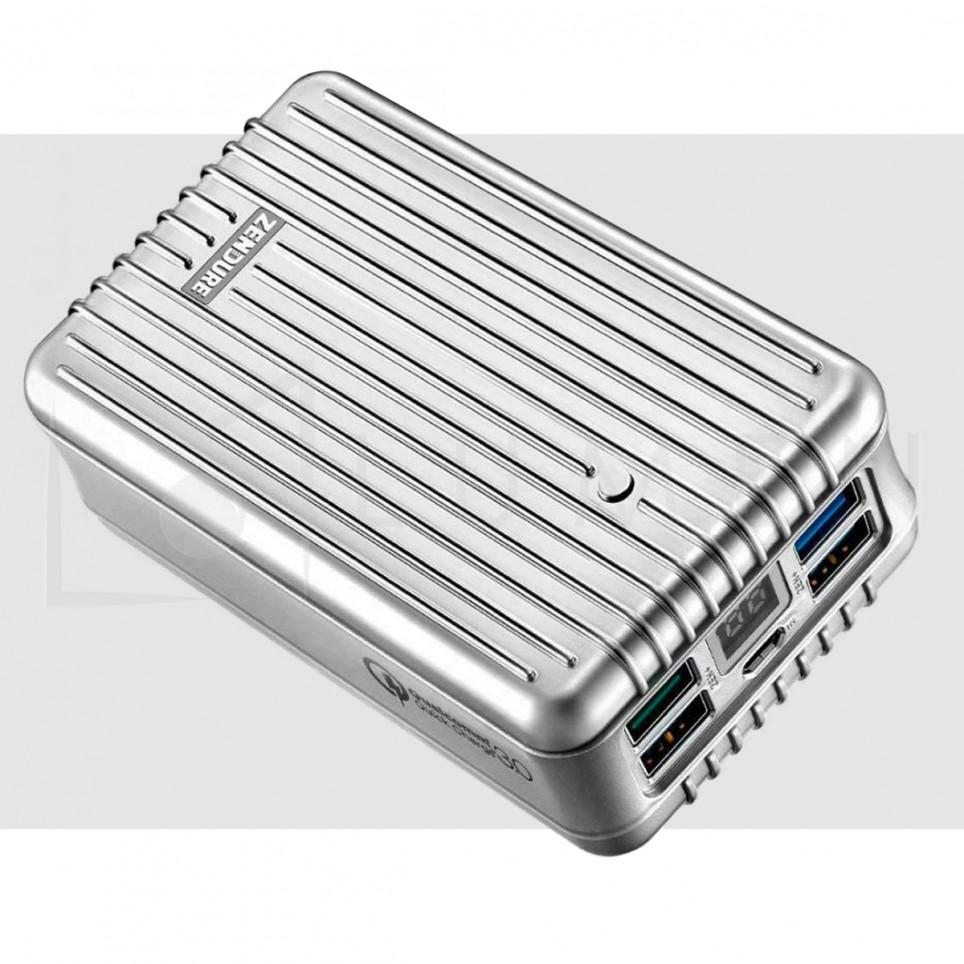 Bateria externa Zendure 26800mAh Carga Rapida 3.0 Power bank