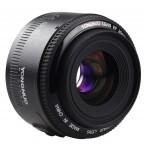 Lente Yongnuo 35mm F2 para Camara Canon.